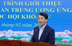 207 người ứng cử đại biểu Quốc hội ở Trung ương
