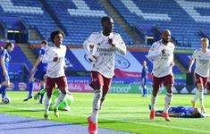Leicester 1-3 Arsenal: Pepe - Willian tỏa sáng, Pháo thủ ngược dòng ấn tượng