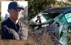 Sức khỏe của Tiger Woods đã ổn định sau tai nạn