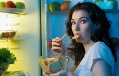 8 món ăn vặt ban đêm chẳng sợ tăng cân