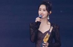 Triệu Lệ Dĩnh được vinh danh Nghệ sĩ thực lực của năm