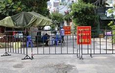 Hải Dương: Thiết lập vùng cách ly y tế toàn bộ xã Kim Đính