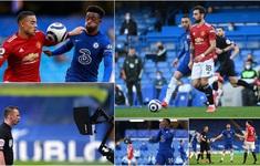 Chelsea 0 – 0 Man United: Chia điểm nhạt nhoà tại Stamford Bridge