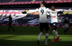Tottenham 4-0 Burnley: Gareth Bale lập cú đúp ấn tượng!
