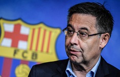 Cựu chủ tịch của CLB Barcelona bị bắt giữ