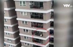 Gặp gỡ người hùng cứu em bé rơi từ tầng 13