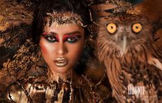 Biến hóa đa dạng với nhiều kiểu make up độc lạ với Hoàng Quyên tại Bonnie Makeup Academy