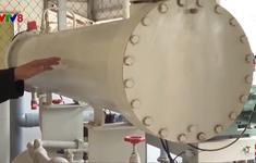 Cấp đông thủy sản siêu tốc - công nghệ sản xuất Việt Nam