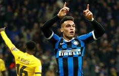 Lautaro Martinez cam kết gắn bó lâu dài với Inter Milan