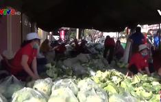 Quầy nông sản 0 đồng giúp nông dân Hải Dương tiêu thụ nông sản