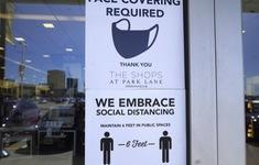 Bang Texas dỡ bỏ lệnh đeo khẩu trang bắt buộc