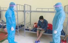 Xử phạt hai bố con trốn khai báo y tế khi về từ vùng dịch