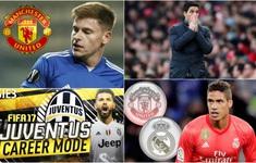 Chuyển nhượng bóng đá quốc tế hôm nay (3/3): Liverpool đại chiến Man Utd vì trung vệ của Real Madrid