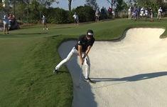 Những khoảnh khắc khó khăn tại giải golf WGC Championships