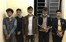 Bắt giữ 5 người Trung Quốc vượt biên trái phép