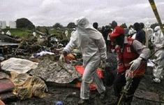 Rơi máy bay ở Nam Sudan, 10 người thiệt mạng