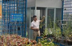 Doanh nhân Bùi Đình Chung cùng câu chuyện khởi nghiệp từ niềm đam mê trồng hoa lan