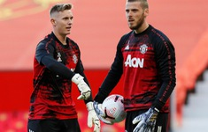 Henderson thay thế De Gea trong 1 tháng
