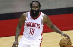 Houston Rockets sẽ treo áo số 13 của James Harden