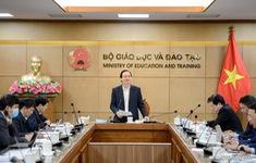 """Bộ trưởng Phùng Xuân Nhạ nhấn mạnh từ khóa """"ổn định"""" cho Kỳ thi tốt nghiệp THPT 2021"""