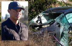 Giả định mới về vụ tai nạn của Tiger Woods