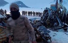 Rơi máy bay quân sự tại Thổ Nhĩ Kỳ, 11 người thiệt mạng