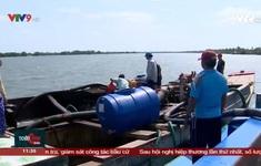 Bến Tre: nhiều hộ dân sử dụng nước ngọt giá cao
