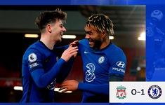 Liverpool 0-1 Chelsea: Thua trận thứ 5 liên tiếp trên sân nhà, The Kop rơi xuống vị trí thứ 7