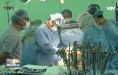 Phẫu thuật nội soi tim mạch-thành tựu vượt bật trong điều trị tim mạch Việt Nam