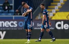 Burnley 1-1 Arsenal: Xhaka mắc lỗi, vận may ngoảnh mặt, Pháo thủ mất điểm tiếc nuối
