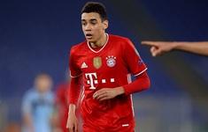 Jamal Musiala ký hợp đồng chuyên nghiệp đầu tiên với Bayern Munich