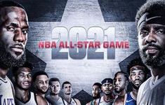 Công bố đội hình Các ngôi sao 2 đội dự NBA All-star game 2021