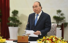Thủ tướng: Muốn đất nước vẻ vang phải có những doanh nghiệp lớn, thương hiệu mạnh