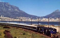 """Đoàn tàu màu xanh - trải nghiệm """"trốn dịch"""" cao cấp tại Nam Phi"""
