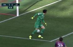 Đội bóng của Văn Lâm trả giá cho sai lầm của thủ môn