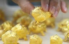 Giá vàng thế giới suy giảm tuần thứ 3 liên tiếp