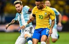 Vòng loại World Cup 2022: Trận Brazil gặp Argentina bị hoãn