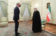 """Iran hối thúc châu Âu tránh """"đe dọa hay gây sức ép"""""""