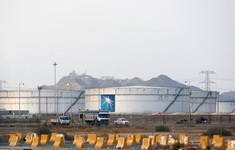 Phiến quân Houthi tấn công hàng loạt cơ sở dầu mỏ và mục tiêu quân sự ở Saudi Arabia