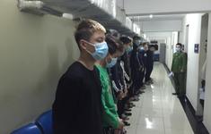 Hà Nội: Bắt nhóm 17 đối tượng mang dao kiếm chém nhầm người đi đường tử vong