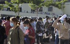 Số ca mắc COVID-19 tại Campuchia vượt 1.000 người
