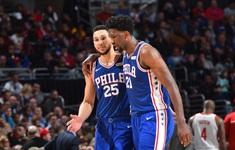 Bộ đôi Philadelphia 76ers vắng mặt tại NBA All-star 2021