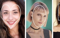 """""""Tất tần tật"""" về cách chọn tóc mái phù hợp với khuôn mặt"""