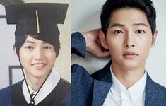 Sợ chưa, Song Joong Ki không hề già đi
