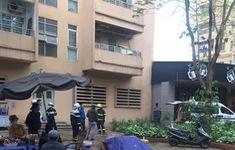 Nữ sinh rơi từ tầng cao tử vong tại Hà Nội