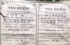 Hà Nội: Chồng giết vợ và con gái 7 tuổi rồi tự tử trong ngày 8/3