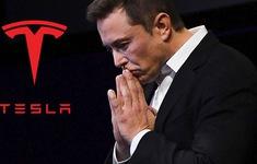 Tesla mất hơn 1/3 giá trị