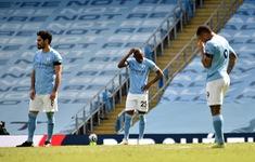 Man City 1-2 Leeds United: Man City bất ngờ bại trận trong thế hơn người