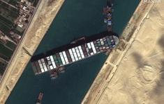 Ai Cập đòi bồi thường sự cố tàu Ever Given