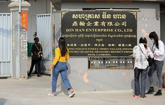 Campuchia phát hiện ổ dịch gần 1.000 công nhân trong một nhà máy